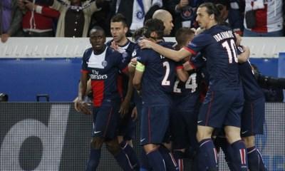 C'est fait, le PSG est de nouveau champion de France !