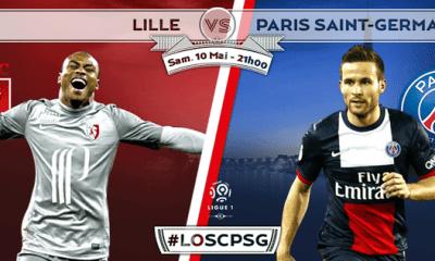 LOSC - PSG : les compos officielles