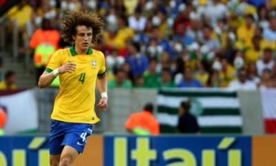CM2014- David Luiz bien présent contre le Chili
