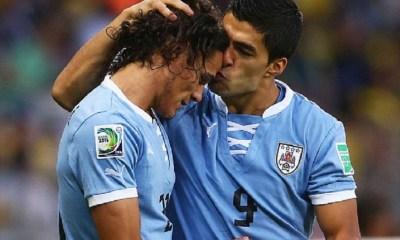 """Suarez : Cavani """"sa blessure nous préoccupe...il va faire tout son possible pour se soigner"""""""