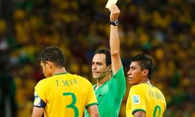 CDM2014- Thiago Silva retrouvé...enfin presque