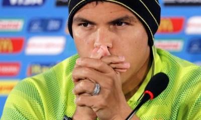 """Thiago Silva veut en """"tirer des enseignements"""""""