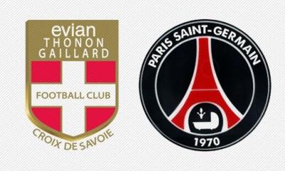 Ligue 1 - Evian vs PSG, ça voit rouge.