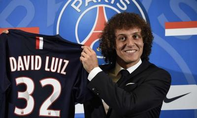 """Blanc: David Luiz est """"assez joyeux,facile à gérer"""""""