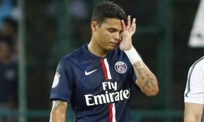 Insolite - Thiago Silva bloqué pendant 1 heure, Pierre Ménès se moque