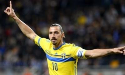 Internationaux - La Suède fait 1-1 avec Ibra sur le banc
