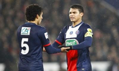 Ligue 1 - Marquinhos ne voit pas Lyon comme le principal concurrent du PSG