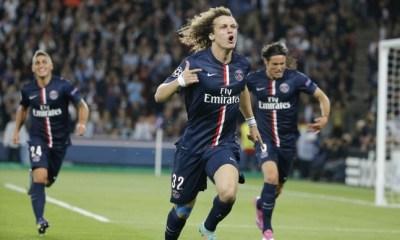 """David Luiz, le mercenaire """"dans le vrai bon sens du terme"""""""