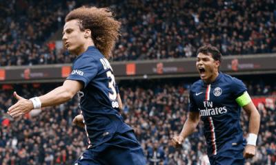 PSG - David Luiz accepterait de jouer 6 et évoque son côté très émotif