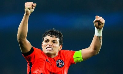 Thiago Silva évoque son but de la qualification face à Chelsea