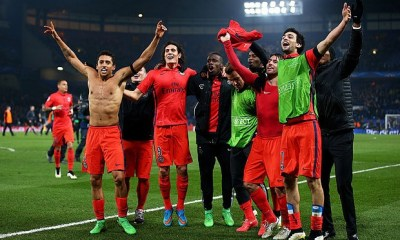 """PSG - Marquinhos """"La Champions League c'est ça!"""""""