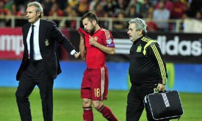 LDC - Un barcelonais incertain pour les matchs face au PSG