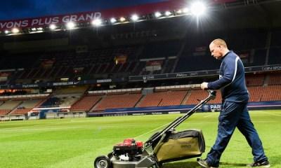 Ligue 1 - Le PSG toujours en tête du Championnat des Pelouses