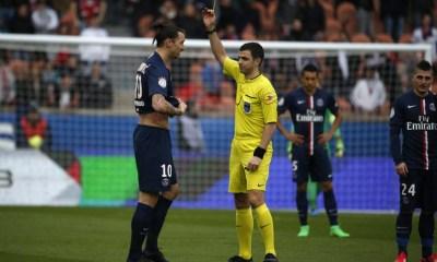 """Ligue 1 - Garibian """"Il n'y a pas de cartonite chez les arbitres"""""""