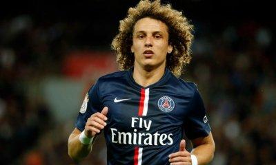 """Ligue 1 - David Luiz """"Vous connaissez les mathématiques? Alors vous savez que ce n'est pas fini"""""""