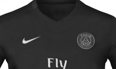 """LDC - Le maillot """"third"""" utilisé au Parc des Princes cette saison?"""