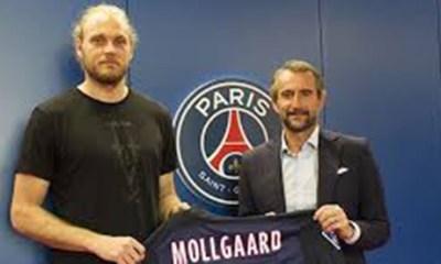 "Hand - Mollgaard ""partage les ambitions du club"""