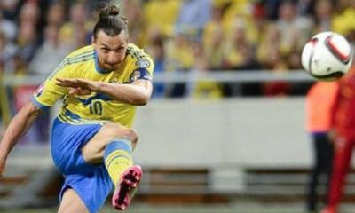 """Ligue 1 - Gassama préfère être assommé que """"castré"""" sur une frappe de Zlatan Ibrahimovic"""