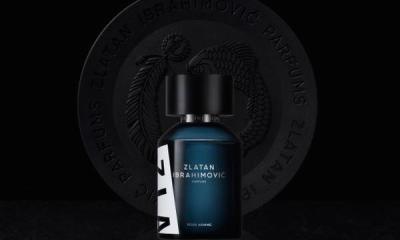 Après l'application, Zlatan sort son parfum