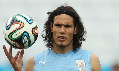 Cavani a marqué avec l'Uruguay, mais son match a été plutôt inquiétant