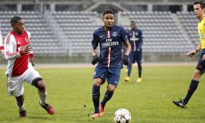 Christopher Nkunku espère signer pro avec le PSG et sait qu'il peut encore progresser
