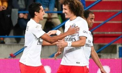 Armand compare les styles de jeu de Marquinhos et David Luiz et donne sa préférence
