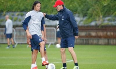 """Bravo sur l'attitude de Cavani """"C'est le coach qui décide, il doit respecter ses partenaires"""""""