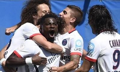 Serge Aurier évoque la concurrence au PSG et son très bon début de saison
