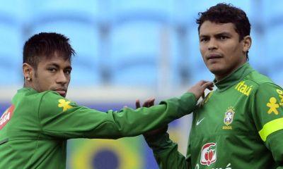 Samba d'Or : Neymar encore vainqueur, Thiago Silva 9e