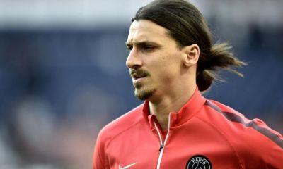 """Ibrahimovic et Di Maria incertains pour MHSC - PSG, l'Argentin plus """"proche d'un retour"""""""