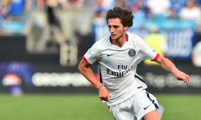 Mercato - L'Inter ne lâcherait pas Rabiot et voudrait même enlever Arsenal du dossier