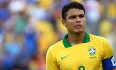 Thiago Silva ne perd l'ambition de revenir avec le Brésil