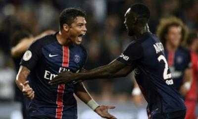 """Pour Noël, Thiago Silva a demandé """" la Champions League, le championnat…"""""""