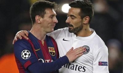 """Lavezzi """"un rêver d'évoluer au Barça"""", mais le PSG """"n'a rien à lui envier"""""""