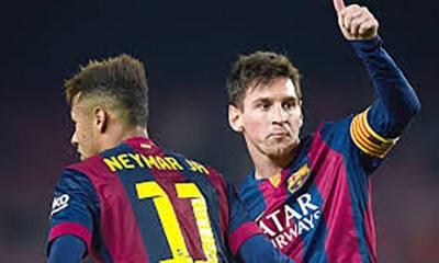 LDC- Messi a supporté le PSG