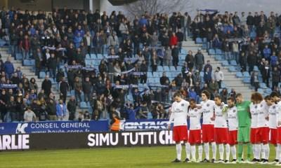Ligue 1 - Une minute de silence avant PSG-ASSE