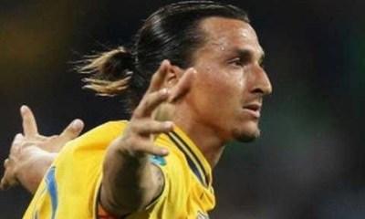 """Zlatan Ibrahimovic """"J'espère emmener la Suède à l'Euro 2016"""""""