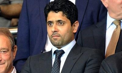 """Nasser Al-Khelaïfi, """"fier"""" de l'équipe, s'énerve face à la critique des journalistes"""
