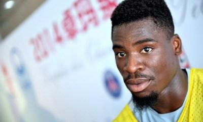 Aurier n'est pas finaliste pour le prix du meilleur joueur africain 2015