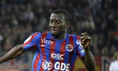 Ligue 1 - Caen ne compte pas faire de la figuration face au PSG, selon Alhadhur