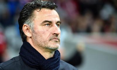"""Galtier """"trop d'écart entre Manchester et Saint-Etienne pour prendre exemple sur Paris"""""""