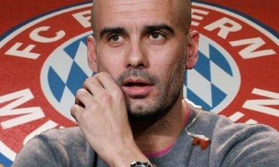 """Guardiola veut """"entraîner en Angleterre. J'ai cette possibilité"""""""