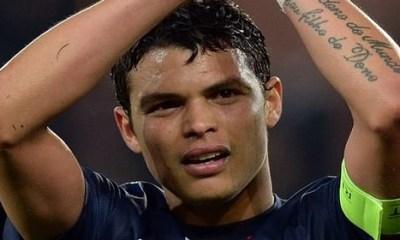 Thiago Silva fait l'éloge d'Ibrahimovic et remercie Blanc et le PSG