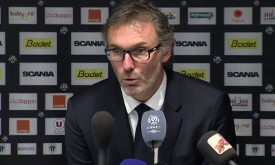 """Blanc """"Il y a une chose qui m'agace"""": les sifflets du Parc des Princes à la mi-temps de PSG - TFC"""