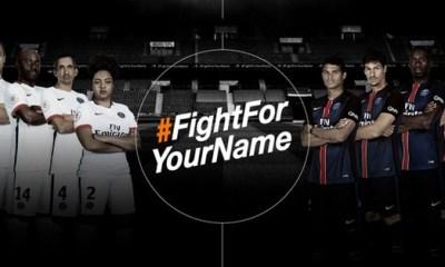Le PSG et Orange organisent le «Fight For Your Name»