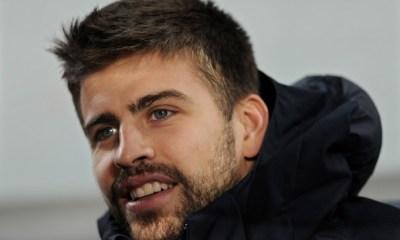 """LDC - Piqué : Le PSG """"sera un adversaire redoutable s'il se qualifie contre Chelsea"""""""
