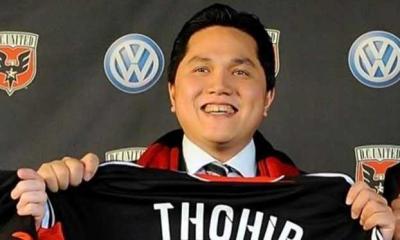 Nasser Al-Khelaïfi invite Thohir (Inter de Milan) à PSG / Chelsea