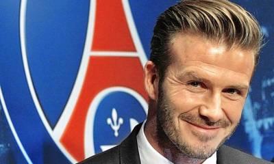 """Anciens - Beckham """"j'ai le sentiment d'avoir passé 6 ou 10 ans au club !"""""""