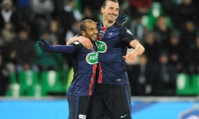 Lucas rigole de la sortie médiatique de Zlatan Ibrahimovic