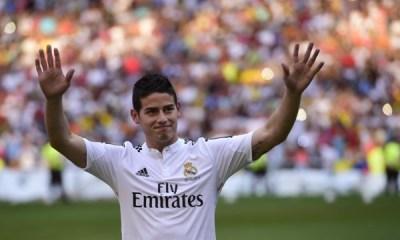 Mercato - Jorge Mendes tenterait de placer James Rodriguez au PSG